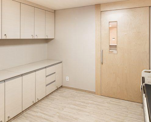 보눔케어요양원 특별침실